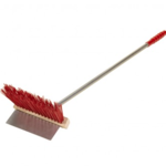 Stubbs Brush and Scrape Mate Red Height 80 cm//Width 25 cm//Weight 1.15