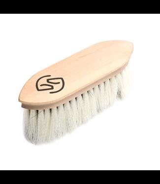 One Brush Super Soft Wood/WhiteBlack