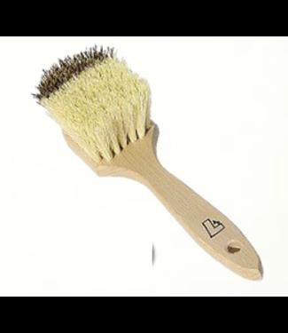 Leistner Hoof Wash brush with long handle Wood 250 x 65 mm
