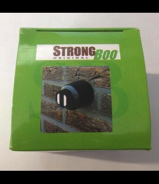 Strong Boo Magnetische deur/ raam stopper Black