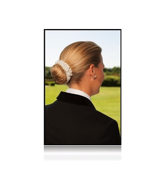 SD Design Pearl Hairnet in Blond Blond One Size
