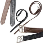 Passier Velvet Touch Stirrup Leathers