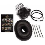 SD Design Complete Dressage Donut Set, Black Black