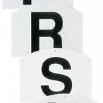 Busse Dressuurletters aanvulling SCHRAUBBAR