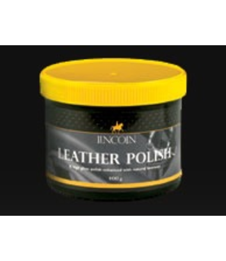 Lincoln Leather polish 400gr