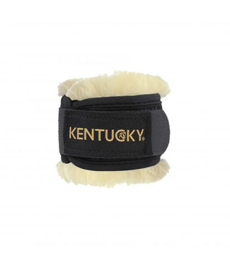 Kentucky Kootbeschermer Wol One Size Black