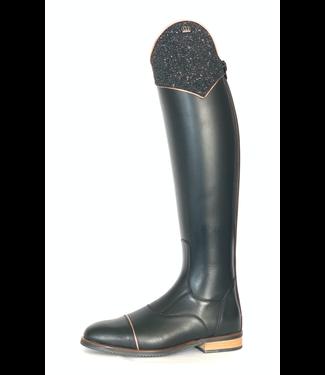 Kingsley Aspen 01 Special- Black - Stardust Black/Rose Gold MA-M (46,5/35,3) 38,5