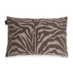 Adamsbro Zebra Jacquard Taupe 60x40