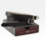 Parlanti Leather track belts