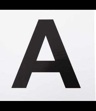 Premiere Male letter stickers H-E-K-M-B-F-A-C