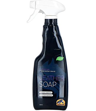 Cavalor Leather Soap 2L