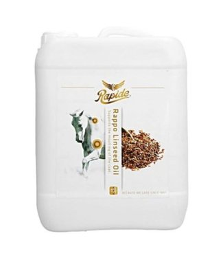Rapide Linseed oil 5 litres Rapide