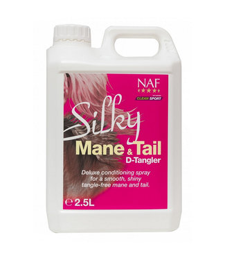 Naf Silky Mane & Tail D-tangler Navulling