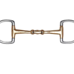 Stubben Steeltec Quick contact D-ring Sweet Copper
