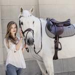 Kentucky Saddle Pad Pied-de-Poule