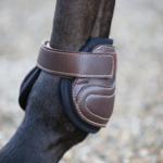 Kentucky Leather Moonboots Velcro Bruin Full