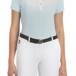 Equiline Women's Competition Polo Short Sleeves Eveleene