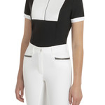 Equiline Women's Competition Polo Short Sleeves Gertieg