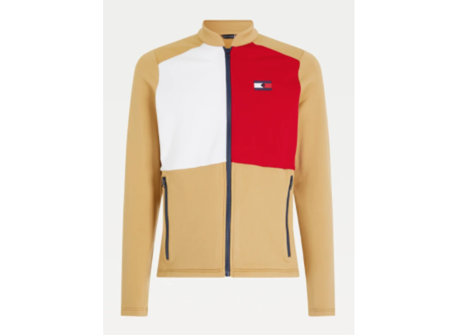 Training Jacket Color Block