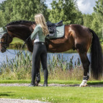 Equito Saddle Pad Peppermint