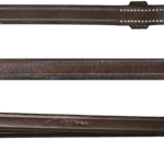 Dy on 1/2 (13mm) Full Leather Curb Reins Working Coll.