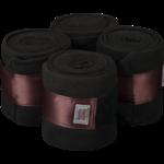 Equito Fleece bandages – Black Bronze 2.0
