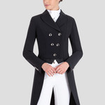 Equiline Frac With Lurex Detail On Collar, Waistcoat and Tail