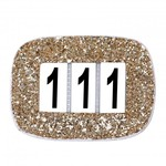 SD Design Glitter Numbers Holder
