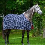 Tommy Hilfiger Equestrian TH Performance Cooler Blanket Dralon Monogram