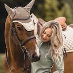 PS Of Sweden Alessandra Half-Zip Sweater Thyme