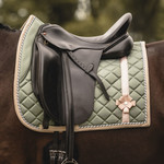 PS Of Sweden Bow Dressage Saddle Pad Thyme