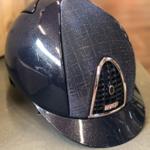 Kep Cromo Metal Diamond Blue Galassia Rosé Gold M (51-58)