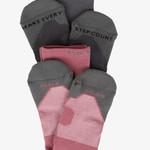 PS Of Sweden Holly Socks Roseberry/Grey