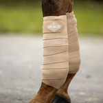 Mrs. Ros Technical Polo Wraps - Evening Sand