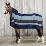 Kentucky Heavy Fleece Rug Square Stripes