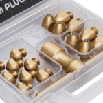 Michel Vaillant Fastuds® kit soft ground SG metric M10 - SG13+SG17 -W3/8