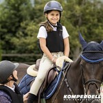 Komperdell Safety Vest Junior Front Zip