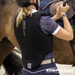 Komperdell Safety Vest Slim-fit Front Zip