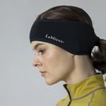 Le Mieux Earwarmer Headband Black