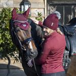 Le Mieux Loire Satin Fly Hood Rioja Full
