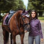 Equestrian Stockholm Softshell Jacket Orchid Bloom Small