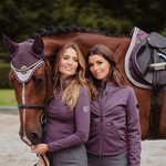 Equestrian Stockholm Vision Top Orchid Bloom