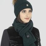Equiline Wool hat + Rhinestone Geneg
