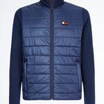 Tommy Hilfiger Equestrian Bodywarmer Jacket TH Style Desert Sky