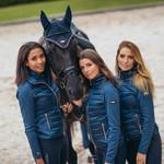 Equestrian Stockholm Active Performance Jacket Monaco Blue