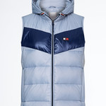 Tommy Hilfiger Equestrian Hooded Down Vest TH Style