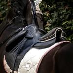 Equestrian Stockholm Saddle Pad Desert Rose