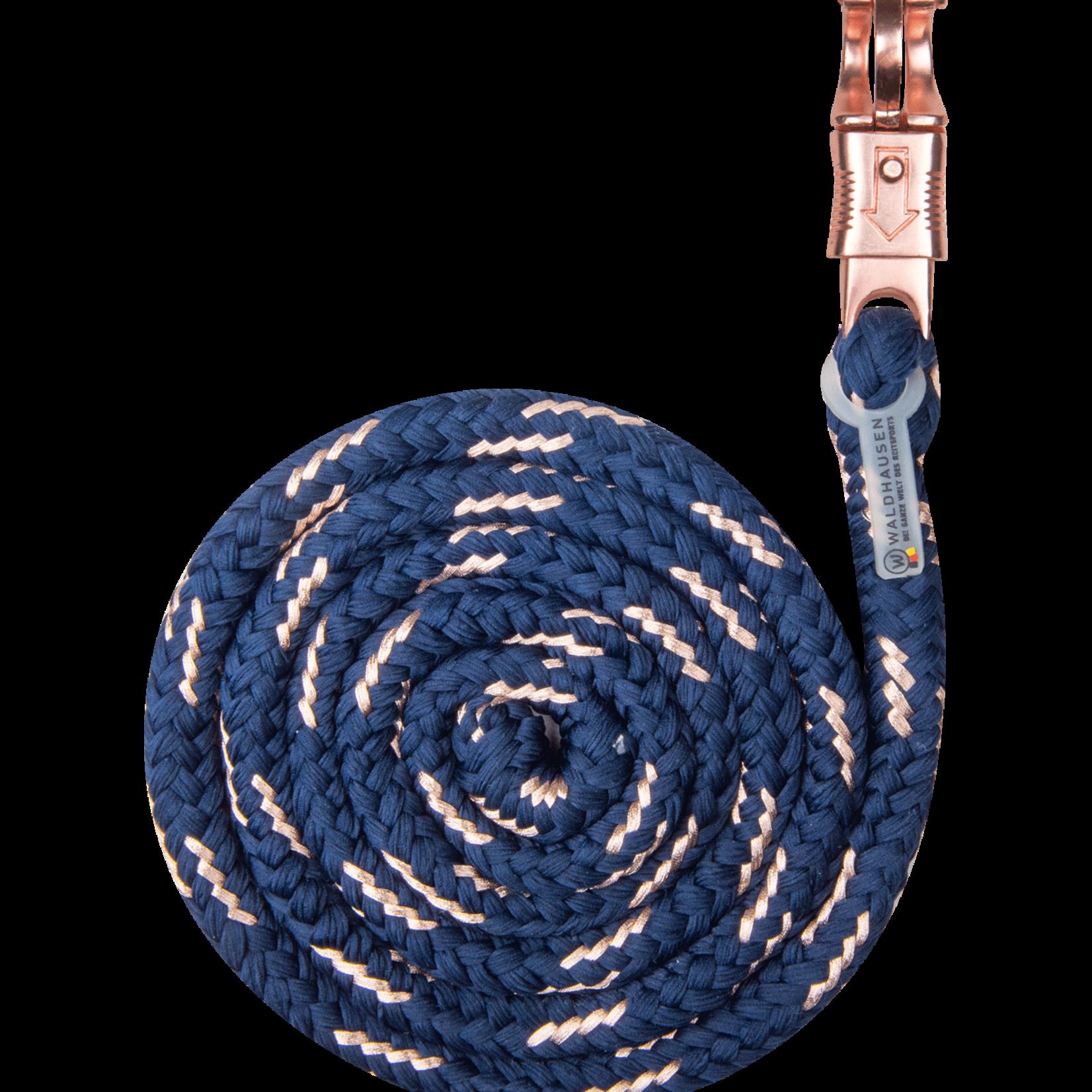Waldhausen Rosé Lead Rope - Panic Hook
