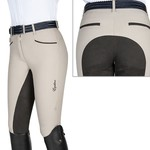 Equiline Womens Full Leather Breeches Penelope
