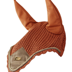 Equestrian Stockholm Ear Net Bronze Gold Full